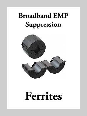 EMP ferrites