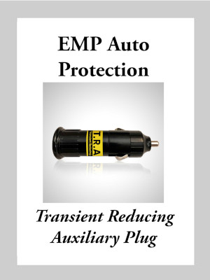 Transient Reducing Auxiliary Plug
